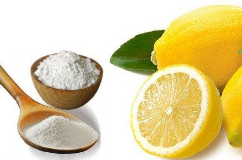 Сода, соль и лимоны