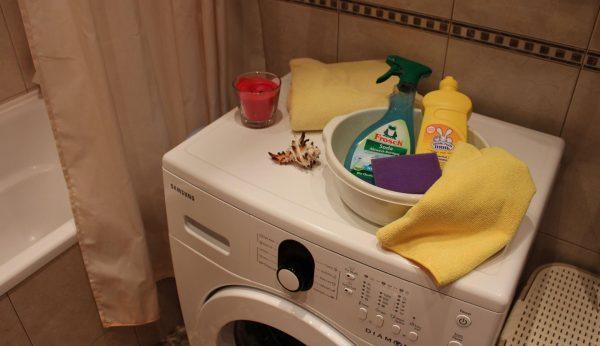 Моющие средства для стиральной машины