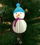Снеговик на ёлке