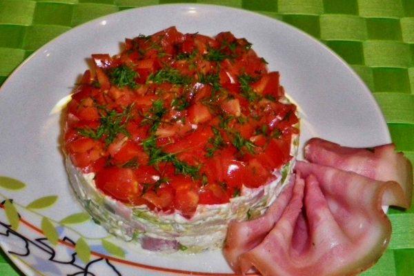 Готовый салат «Любимый муж»