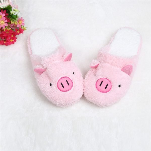 тапочки-свинки