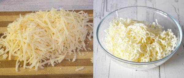 Твёрдый и плавленный сыр