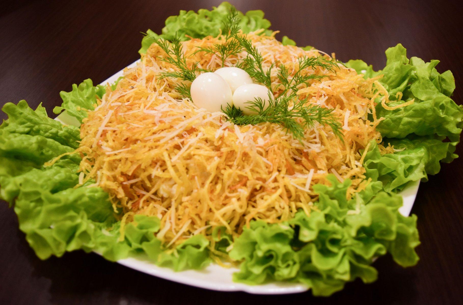 янковский салат орлиное гнездо рецепт с фото выпуска альма-матер