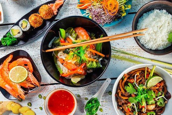 Особенности азиатской кухни