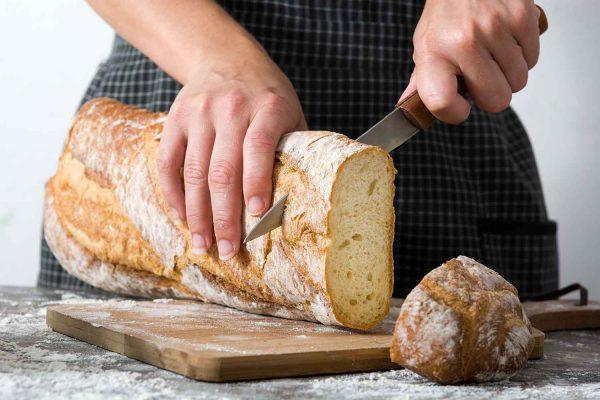 Хлеб для бутербродов с авокадо
