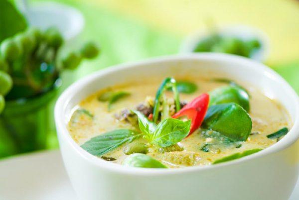 Тайский зелёный «Карри»
