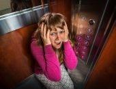 Падение в лифте