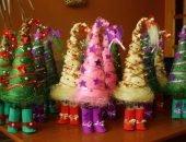 Самодельная новогодняя ёлочка - отличный способ интересно провести время и оригинально украсить дом