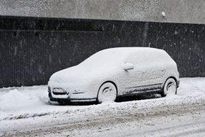 Замороженное авто
