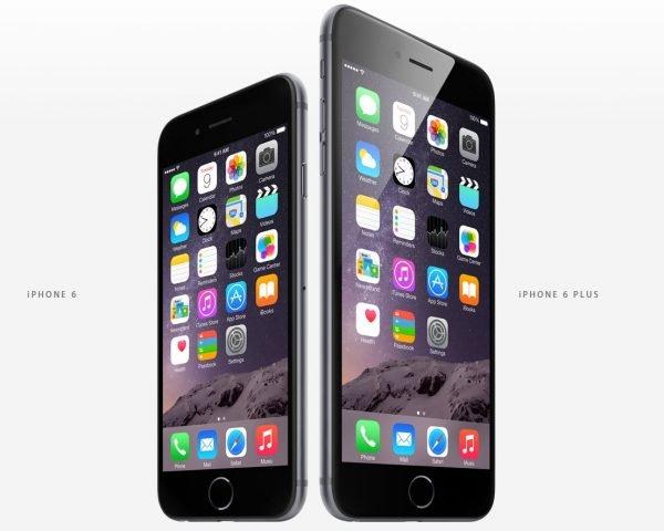 Айфон 6 и 6+