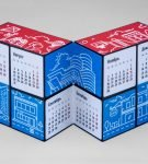 Календарь-трансформер