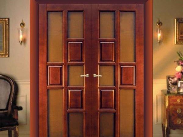 Пример равнопольных дверей