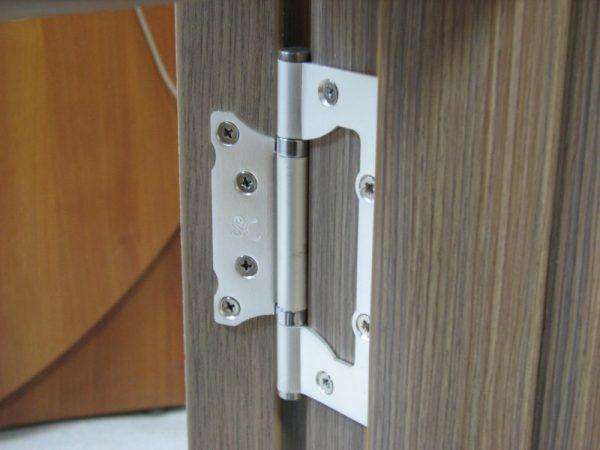 Вариант петель двери