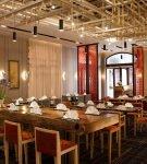 Ресторан в японском стиле