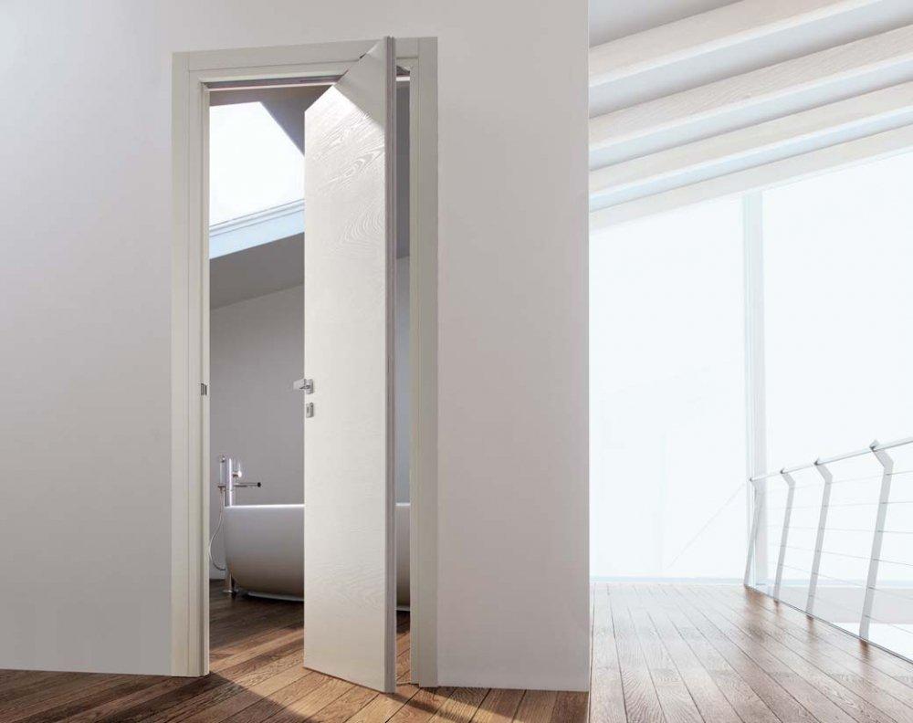рото-двери в ванную