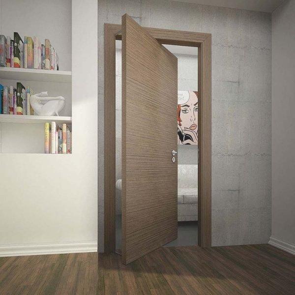 Карусельная дверь