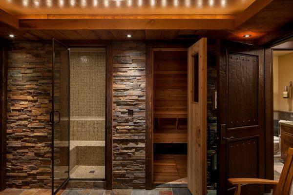 Внутренние банные двери