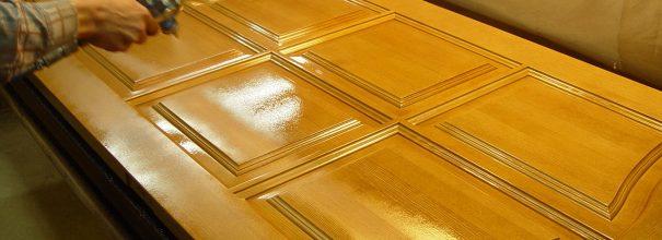 Технология изготовления деревянной двери