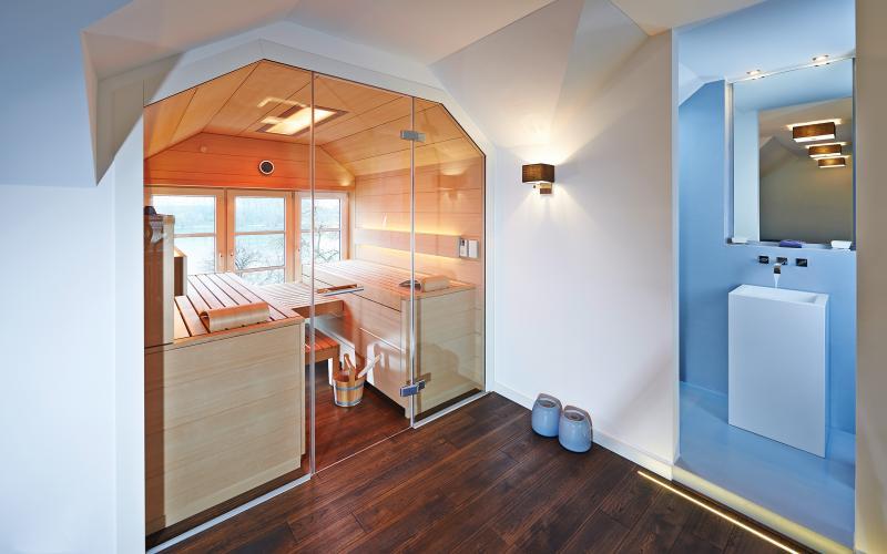 Виды стеклянных дверей для сауны их размеры фурнитура дизайн и способы монтажа