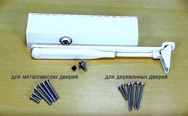 Саморезы для деревянной двери