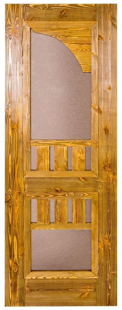 Дверь из берёзового массива