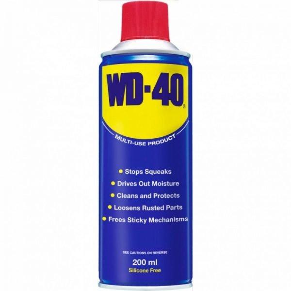 Бытовая смазка WD-40