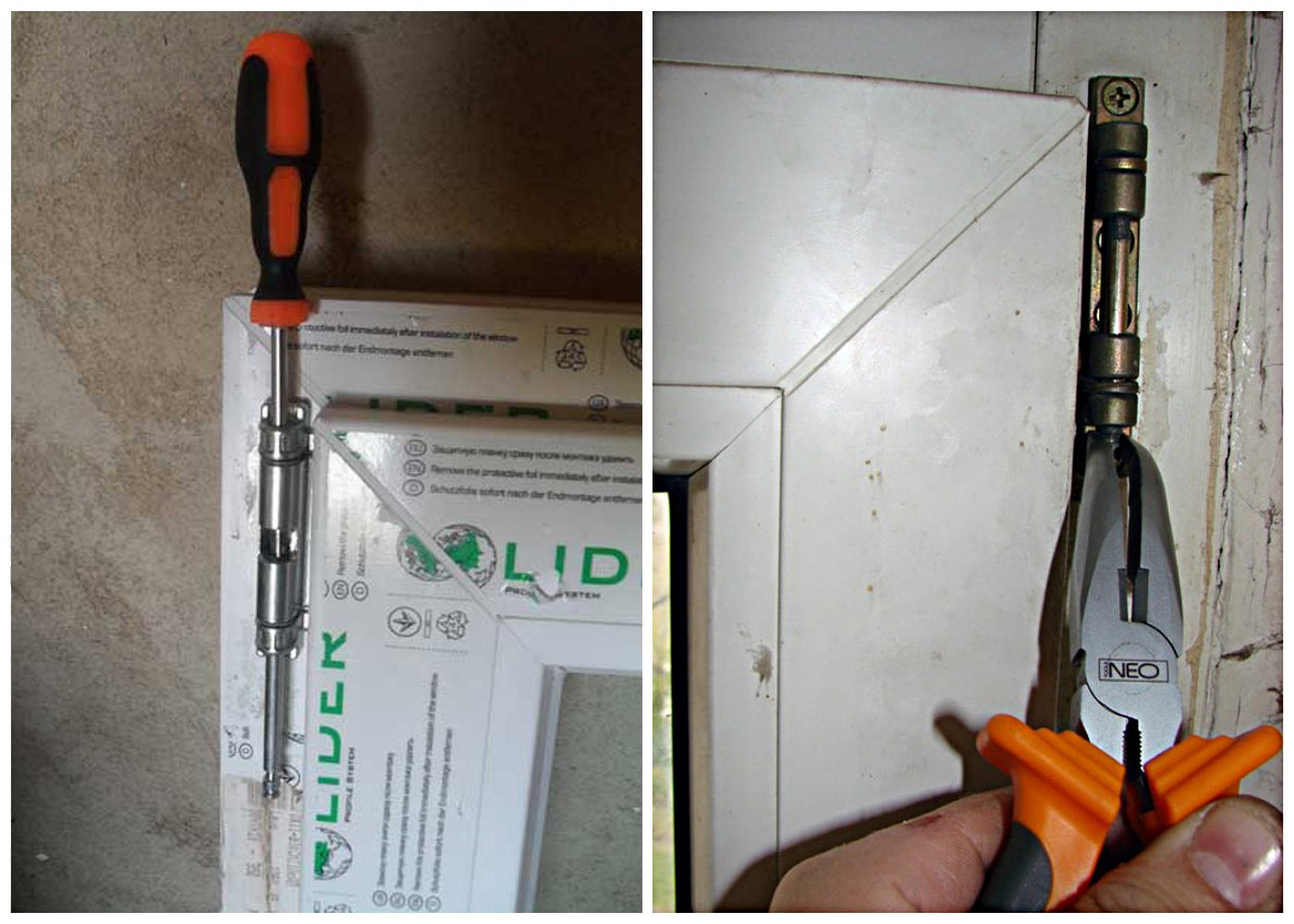 Пластиковая дверь своими руками фото 621