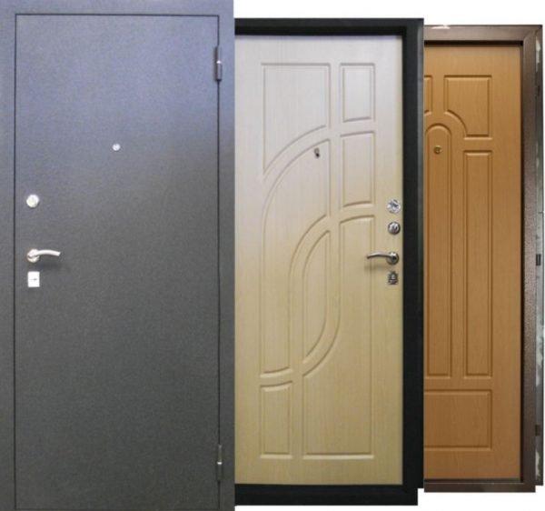 Модели входных дверей для квартиры