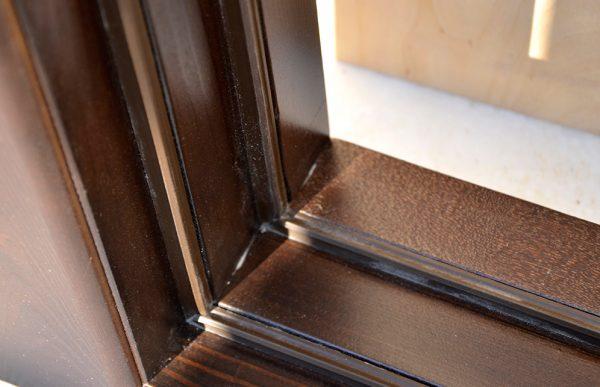 Уплотнительный контур двери