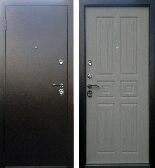Антивандальные двери для квартиры