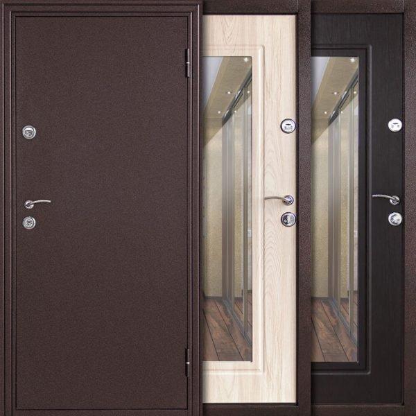 Примеры современных дверей