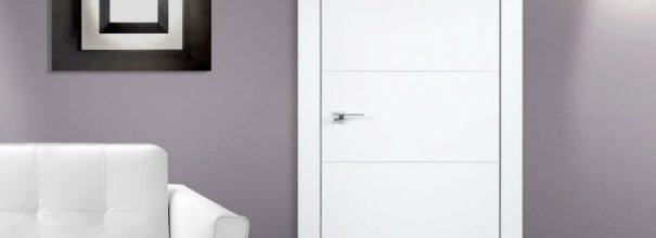 белые межкомнатные двери разновидности и сочетаемость с