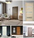 Варианты внутренних дверей для квартиры или дома