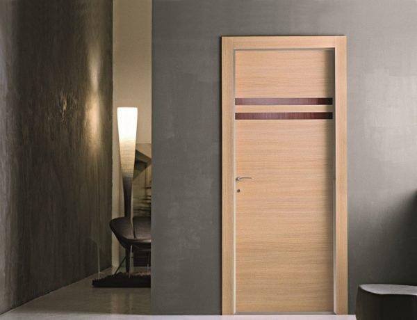 Шпонированные двери для комнаты