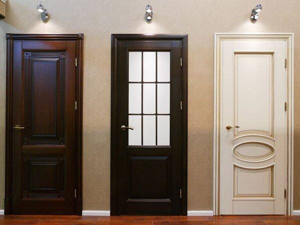 Однопольные межкомнатные двери