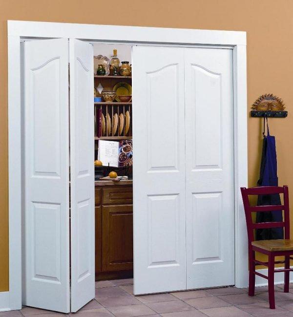 Двупольная книжка — межкомнатная дверь