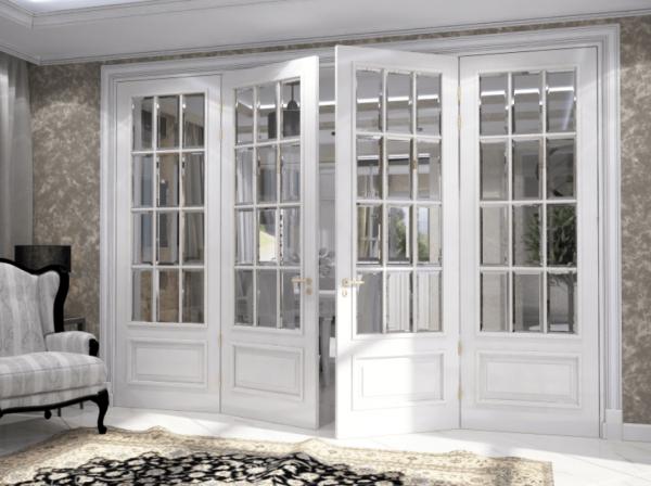 Межкомнатные двери с увеличенными шириной и высотой