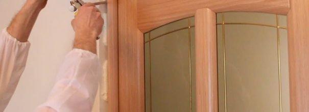 ремонт межкомнатная дверь