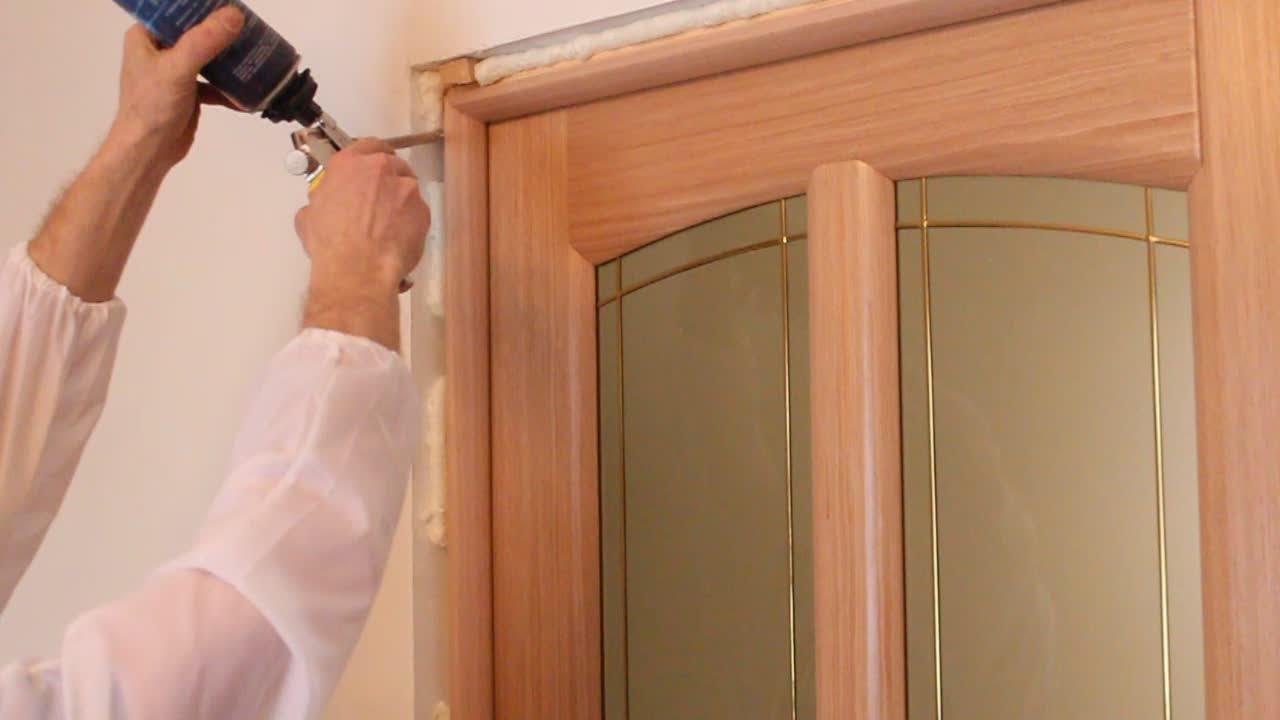 Чем обновить межкомнатные двери своими руками фото фото 563