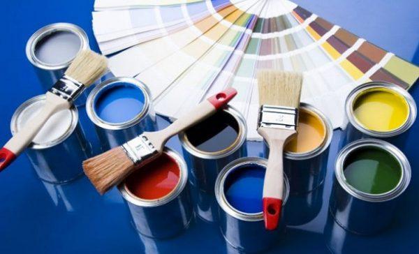 Краски для деревянных поверхностей