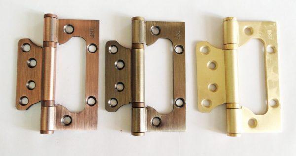 Варианты дверных петель