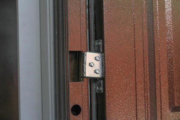 Перекос двери