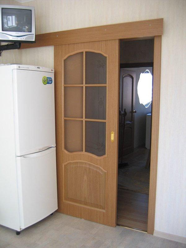 Межкомнатные двери-купе