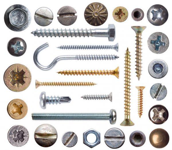 Крепёжные материалы для древесины