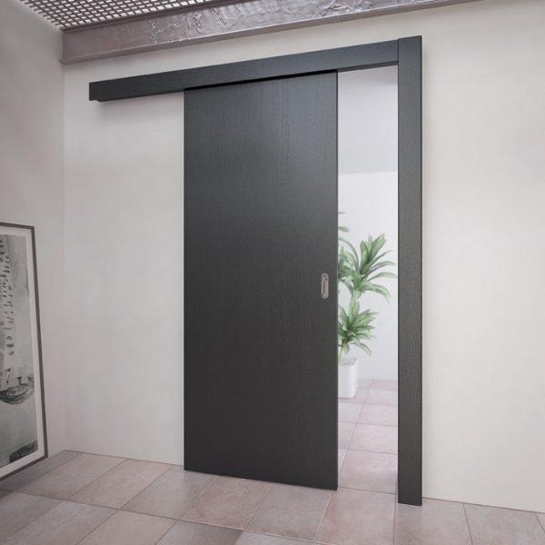 Раздвижные входные двери для дома