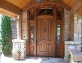 входные двери частного дома