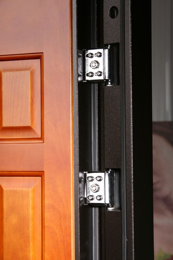 Петли на входных дверях
