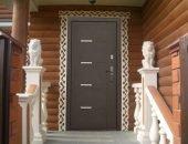 Двери металлические уличные
