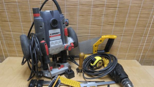 Инструменты для установки скрытых петель
