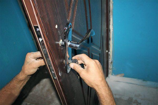 Проверка замка